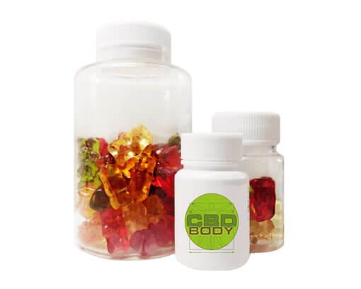 cbd oil gummy bears